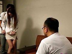 Japanische milf Sperma konfrontiert