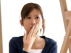 Japanischen Blowjob (mit überraschung cumshot-Reaktion)