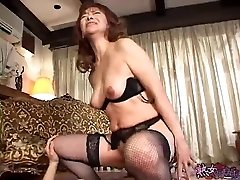 Japanese Mother and NOT her Sonny -Part 4- unsencored