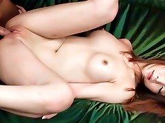 Neverjetno Japonski kurba Riona Suzune v Vročih JAV necenzurirano Hardcore posnetek