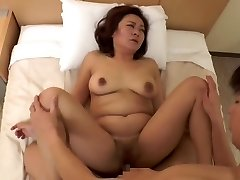 handsome Asian mature (censored)