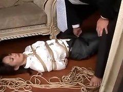 AB zabawy dziewczyn - bondage 63