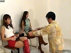 CFNM Chinese Female Domination
