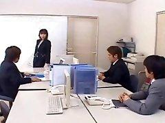 lady boss ravaged on the job-jun kusangi-by PACKMANS