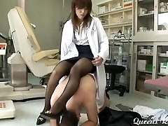 Kinky JAV censored porn scene with amazing japanese damsels
