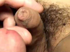 She-male Noi Pushed In Creampie