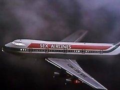 Alpha France - French porn - Utter Movie - Les Hotesses Du Sexe (1977)