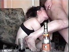 Vintage russian gauze