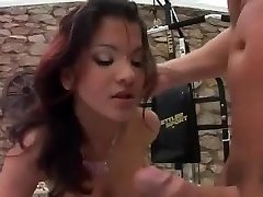 Cindy Gold is super-cute, super-naughty and kinky
