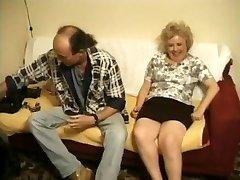 Wild homemade Grannies sex video