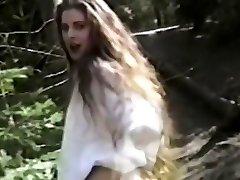 Exotic Brunette, Retro xxx clip