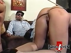 BRUCE SEVEN - The Kinkiest All Girl Striptease