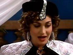 Vanessa Pursue, Juli Ashton, Ron Jeremy in old school fuck movie