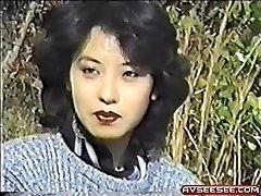 Horúce Japonský vintage kurva