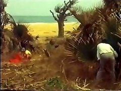 Nude Beach - Vintage Afrikanske BBC Bareback