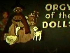 buttersidedown - Orgie I den Dukker