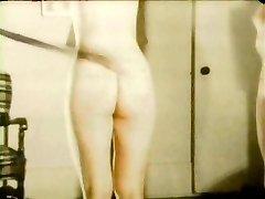Antique bondage and spanking