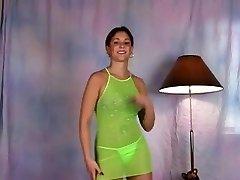 Missy - See-thru kjole
