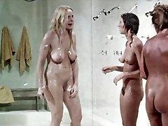 Shower gig from.  Prison Girls,  vintage