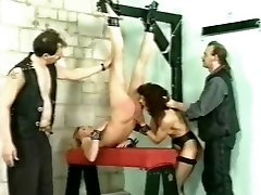 Vintage double slave anguish 3 of 3