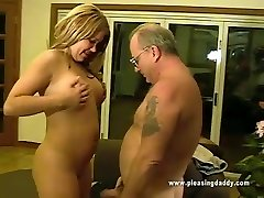 Chubby Mega-slut Foxy Blow Uncle Jesse