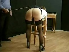 BDSM Antique Caning