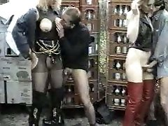 Classic german fetish vid FL 7
