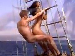 Incredible homemade Big Natural Tits, Vintage adult video