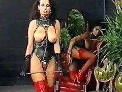 Lady Female Dominance-Queen #1, 1987 Teresa Orlowski,Jeannie Pepper Part 1
