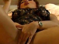 Crazy Dildos/Fucktoys, Masturbation sex scene