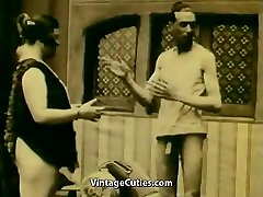 Jacking and Persuasion to Suck (1920s Vintage)