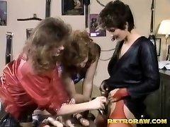 Three massager lovers