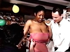 British Busty Cougar Amanda White gets humped