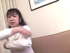 53yr old Granny Masami Nonaka Creampied (Uncensored)