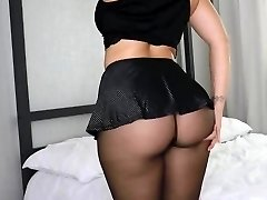 Big Booty in Stocking 1