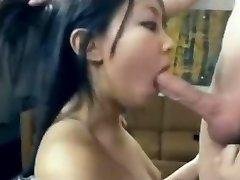 Supreme asian throat