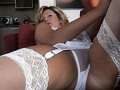 Big boobs erotic babe creampie ravage