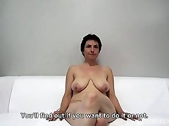 Czech Mature Mother Audition 022