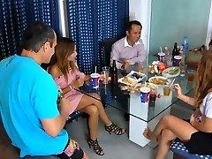 Тайская партия девочек с бухлом(новая с 1 августа 2016)