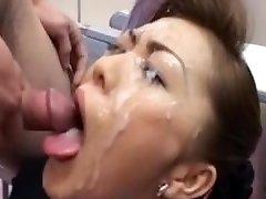 ППС 087 японский буккаке + сперма в рот без цензуры