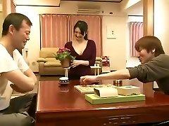 Pasakains Japāņu modeļa Azumi Mizushima jo Traks Cunnilingus, Apkopošanu JAV filmas