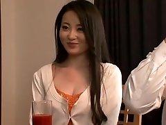 Ģimenes Neparasti Laimīgs! ! Ikegami Sieva Sakurako Ir Pīrāgs Ar Apskāva Arī Brālis Vīrs-Apskāva Dēlu