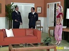 Molten dominative couple Asa Akira and Jessica Bangkok