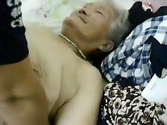 asiática avó 1