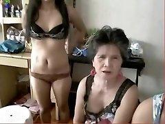Clipe Caseiro louco com Webcam, cenas Japonesas