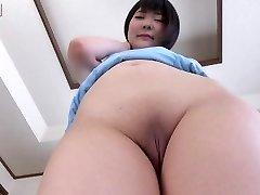 Torrid Babe Asian Girl Azusa Manami.