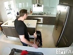 Spyfam Thanksgiving intercourse with Anissa Kate and Adria Rae