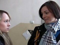 REAL: Making of a Barely Legal Age Teenage Lesbo Porn Star - Part1 - Cireman