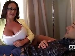 Milfs Big Bosoms provide the Ultimate Therapy