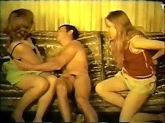 Fabulous Homemade movie with Vintage, Threeway scenes